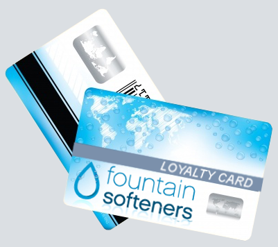 Fountain Softeners Loyalty Points