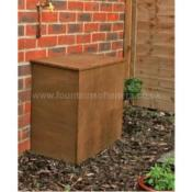 outdoor water softener cabinet