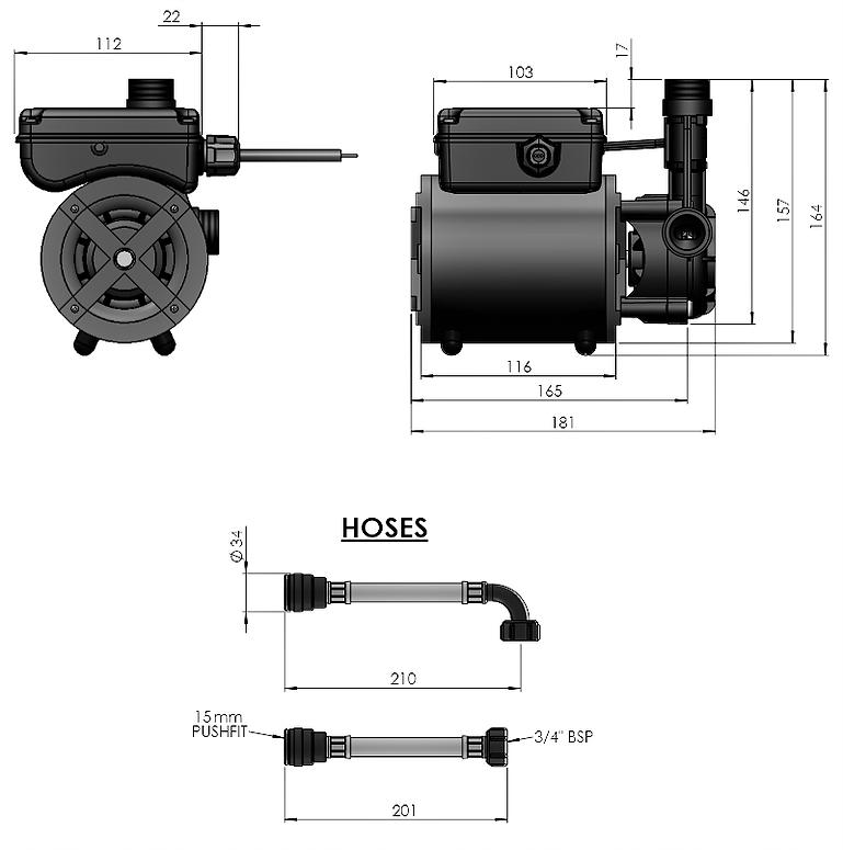 Wasserhahn Küche Ist Locker: Hot Water Tap Booster Pump